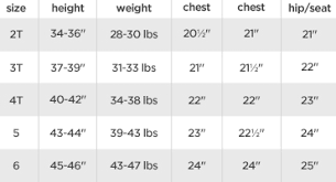 Arizona Jcpenney Size Chart Related Keywords Suggestions