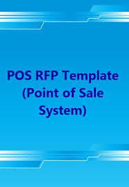 Pos Rfp Template (Point Of Sale System) - Research And Markets