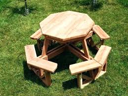 8 foot picnic table plans free round picnic table plans round picnic table plans kids picnic
