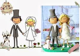 Wedding Cake Toppers Custom Cake Topper Funny Cake Toppers Cake