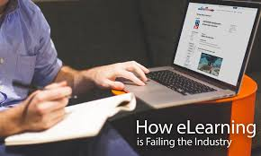 how elearning is failing the diving industry and what we can do to fix it
