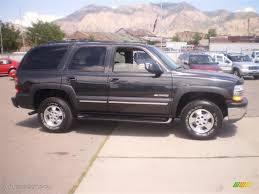 2003 Dark Gray Metallic Chevrolet Tahoe Z71 4x4 #34242889 ...