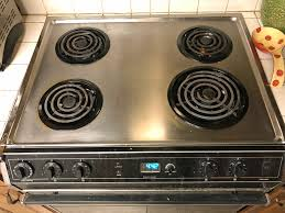 electric ranges and cooktops infinite switch is the max heat position