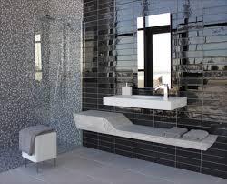 bathroom modern tile. Excellent Modern Tile Bathroom Lovely Porcelanosa Urban Black 3x12 San Francisco By Images Of Fresh At L