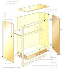 upper kitchen cabinets cabinet mounting height