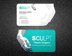 Entry 87 By Ershad0505 For Business Cards For A Plastic Surgeons