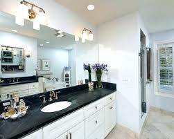 white bathroom cabinets with dark countertops. White Bathroom Countertops Attractive Best Color Cabinets With Dark I