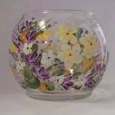 <b>Cherry</b> Blossom <b>Vase</b> | <b>painted</b> Glass | Bottle <b>painting</b>, Bottle <b>art</b> ...