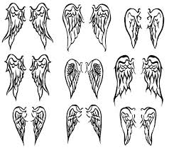 Gothic Tattoos Clipart Fallen Angel 13 650 X 580 Dumielauxepicesnet