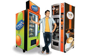 Healthy Vending Machine Franchises Beauteous Healthy Vending Machines SangerBound Fresh Healthy Vending