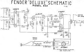 fun tubes fender 5e3 schematic