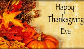 Image result for happy thanksgiving eve images