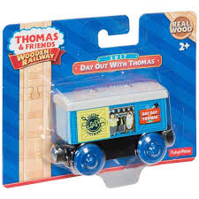 thomas friends wooden railway day out with thomas train cart