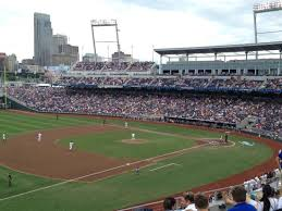 Td Ameritrade Field Seating Chart Cws Game Review Of Td Ameritrade Park Omaha Ne Tripadvisor