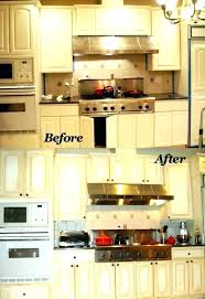 best paint for laminate kitchen cabinets uk cabinet laminated painting how white