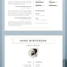Modern Resume Template 43 Modern Resume Template Best Resume Template 1 2 Pages Cover Letter