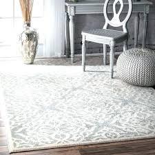 8 x 12 rugs area rug 9 modern medallion trellis silver blue