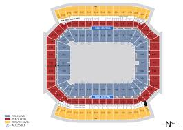 Doak Campbell Seating Chart Rows Inquisitive Seating Chart For Florida Citrus Bowl Stadium At