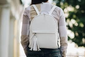 backpacks white backpack bright white designer leather backpacks womens backpacks genuine leather women backpacks leather handbags