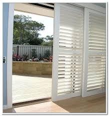 sliding door shutters sliding door shutters wide sliding glass door plantation shutters