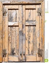 Alte Fensterläden Stockbild Bild Von Geschlossen Schmutzig 31425615