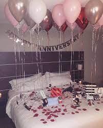 birthday room decorations