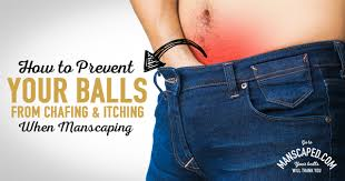 How To Prevent Your Balls From Chafing And Itching When Manscaping ...
