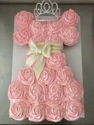 Princess Cupcake Pull Apart Cake Cakes Cupcake Cakes Cake Pull