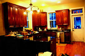 glamorous kitchen wall color dark brown cabinets best paint for colors maple full bathroom with oak