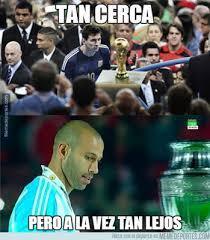 Resultado de imagen para memes perdio argentina