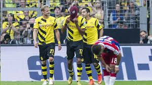 Dortmund were having problems of their own, starting the year quite. 5hlh94f528h81m
