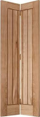 Oak Mexicano Bi Fold Door Vibrant Doors