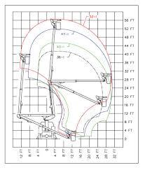 versalift vst 36 i vst 40 i vst 47 i vst 50 i bucket truck vst 36 40 47 52 i bucket truck travel pattern