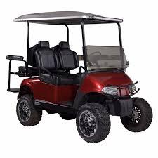 12 Volt Led Light Bar For Golf Cart 12 48 Volt Deluxe Led Light Kit For Ezgo Rxv 2008 2015