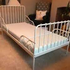 ikea extendable bed, Furniture, Beds & Mattresses on Carousell