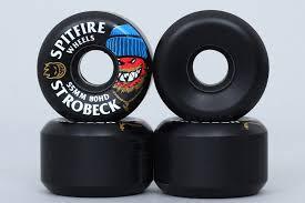 spitfire 80hd wheels. spitfire 55mm 80hd strobeck wheels black 80hd