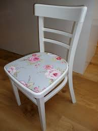 Kitchen Chair Vintage Kitchen Chair Painted In Farrow Ball Wimborne White And