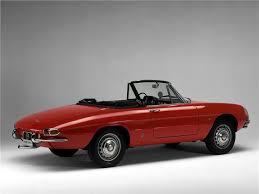 alfa romeo spider 1966. Simple Alfa North American Sales Of The S4 Spider Remained Strong Right To End  With More Than 75 Production Run Ending Up There For Alfa Romeo 1966 L