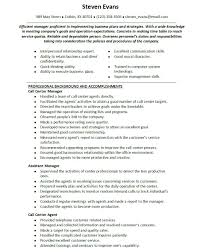 call centre sample resume