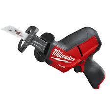 Milwaukee 12V Fuel <b>M12</b> Brsuhless Hackzall Reciprocating Saw ...