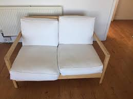 ikea 2 seat sofa bench sold