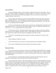 Cover Letter Checklist In Word And Pdf Formats Page 5 Of 7
