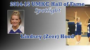 Hall of Fame Spotlight: Lindsey (Zerr) Hood - University of Missouri-Kansas  City