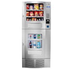 Seaga Combo Vending Machine Simple Seaga SM48 SC48 Snack Drink Machine For Sale Gumball