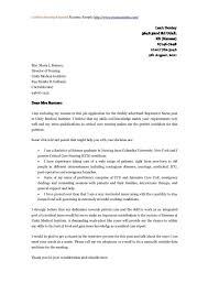 Resume Cover Letter For Graduate School Pdf