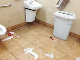 clean public toilets reflect how civilised society is