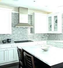 grey tile backsplash kitchen grey glass tile ideas kitchen glass tile glass tile pictures bathroom grey stove white blue