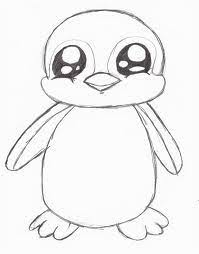 cute penguin drawing. Exellent Cute Cute Penguin Drawings  Google Search To Cute Penguin Drawing Pinterest