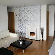 white led electric fireplace