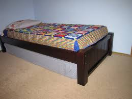 twin platform bed with trundle. Modren With With Twin Platform Bed Trundle R